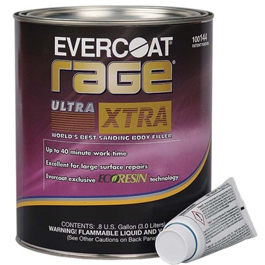 Evercoat® Rage® Ultra Xtra Premium Body Filler